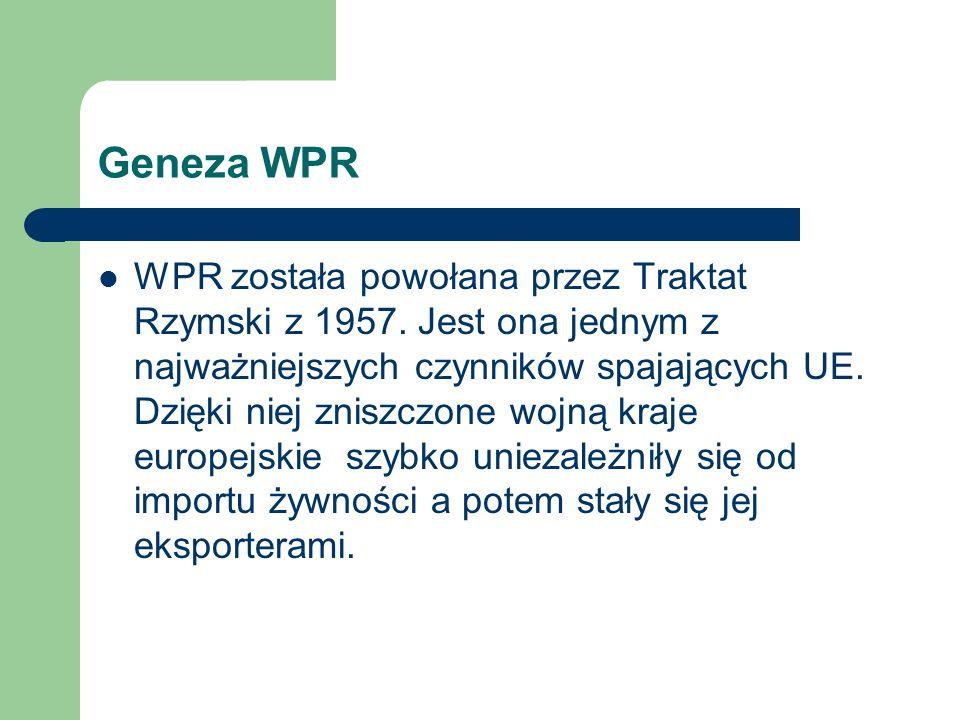 Geneza WPR