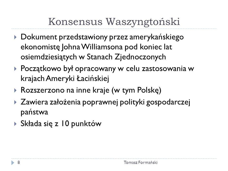 Konsensus Waszyngtoński