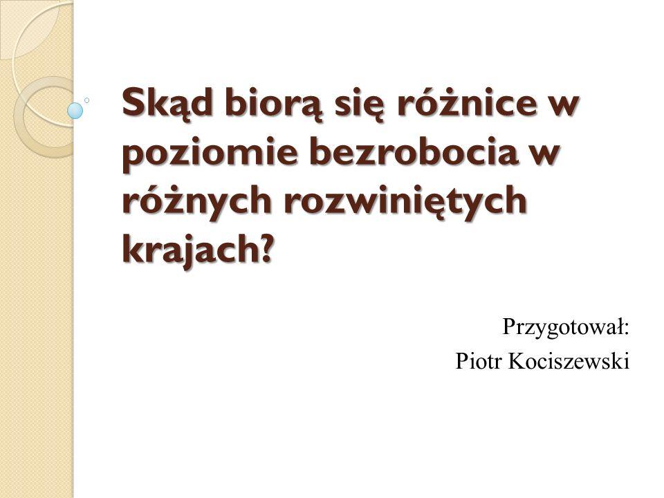 Przygotował: Piotr Kociszewski