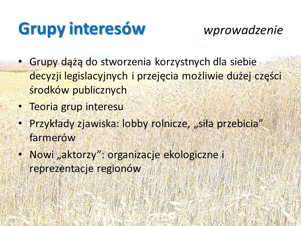 Grupy interesów wprowadzenie
