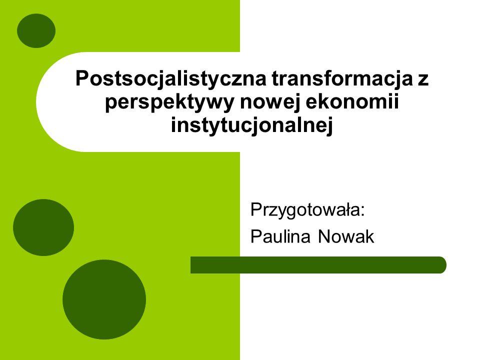 Przygotowała: Paulina Nowak