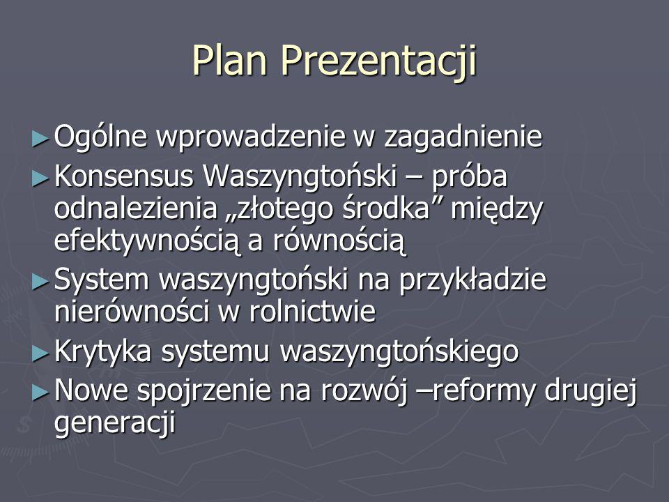 Plan Prezentacji Ogólne wprowadzenie w zagadnienie