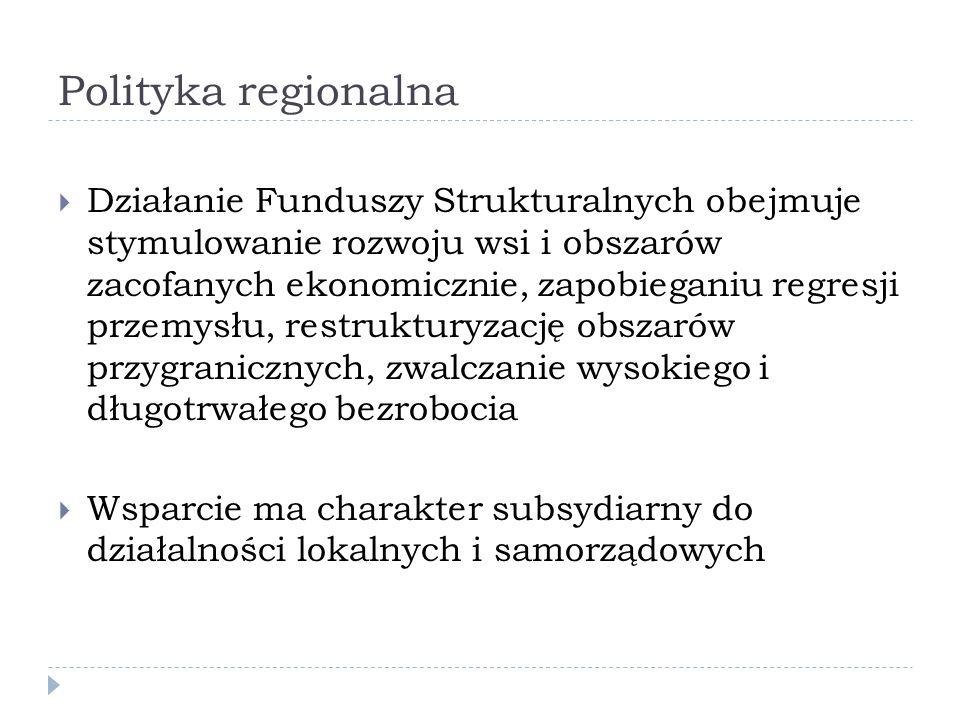 Polityka regionalna