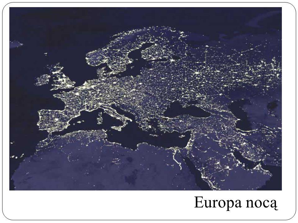 Europa nocą
