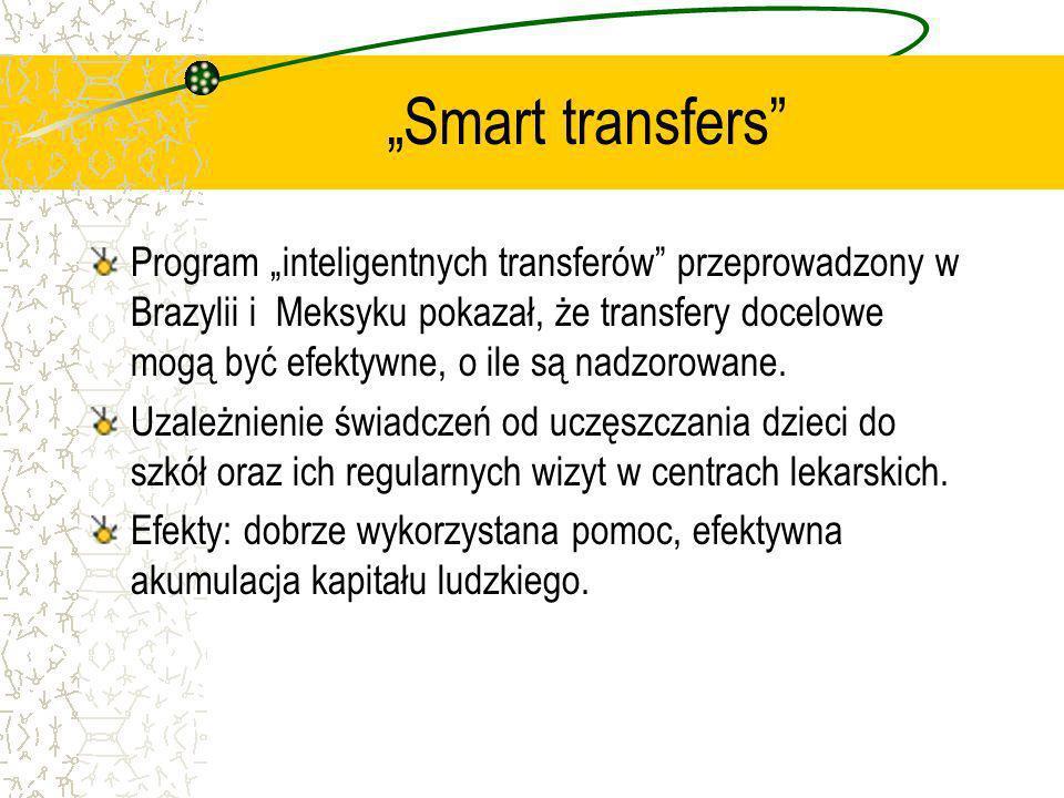 """Smart transfers"