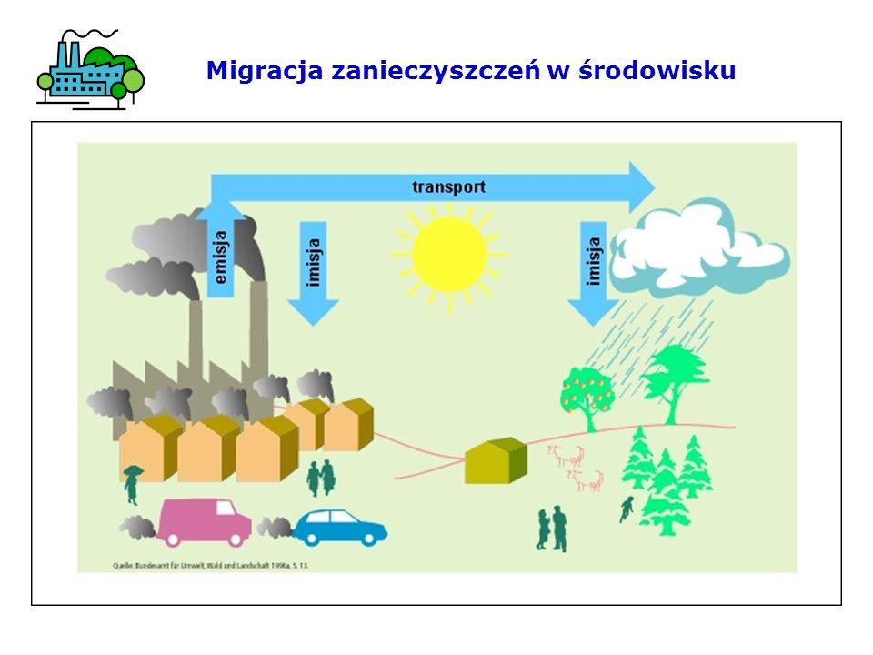 Migracja zanieczyszczeń w środowisku