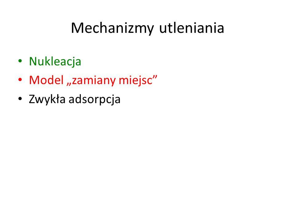 Mechanizmy utleniania