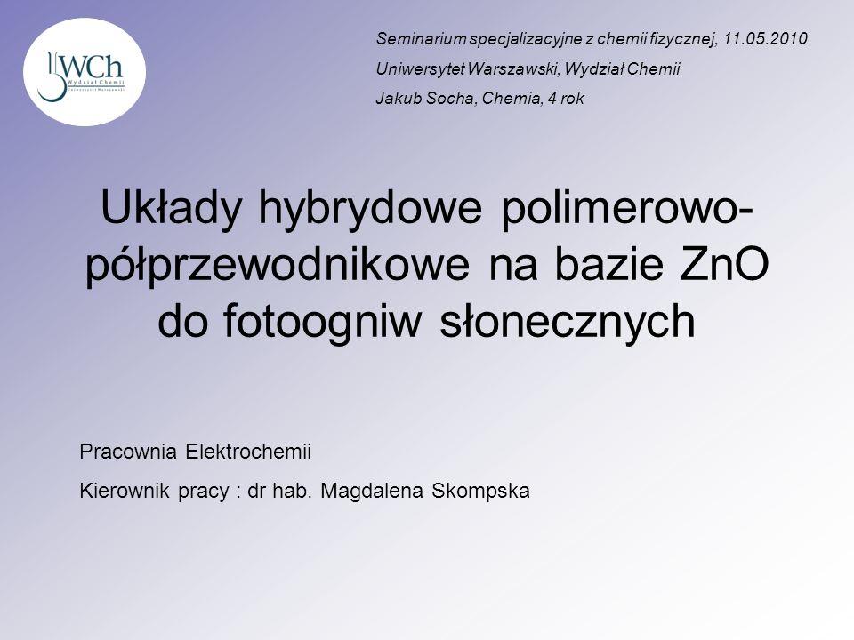 Seminarium specjalizacyjne z chemii fizycznej, 11.05.2010