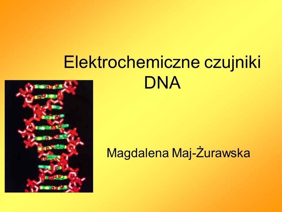 Elektrochemiczne czujniki DNA