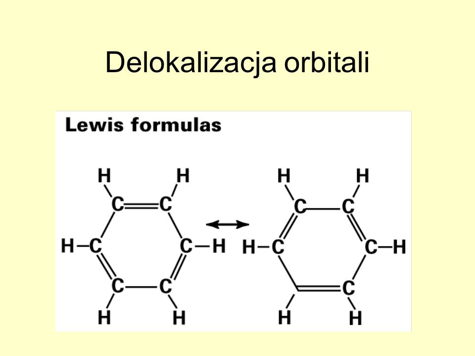 Delokalizacja orbitali