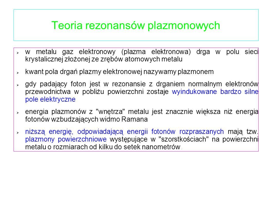 Teoria rezonansów plazmonowych