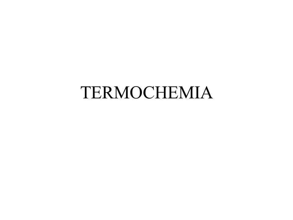 TERMOCHEMIA