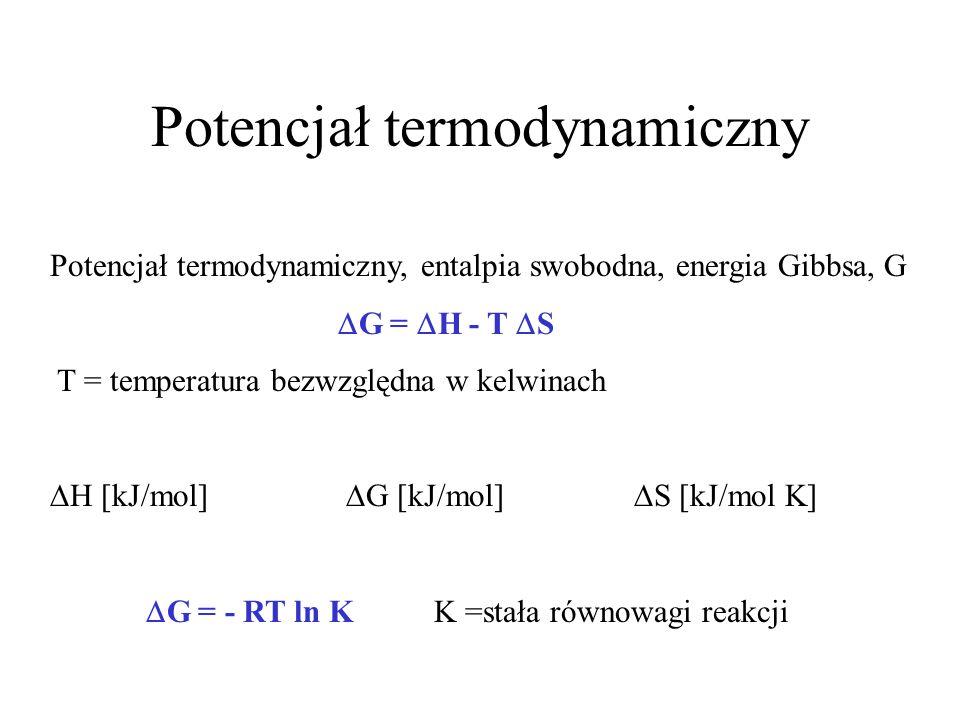 Potencjał termodynamiczny