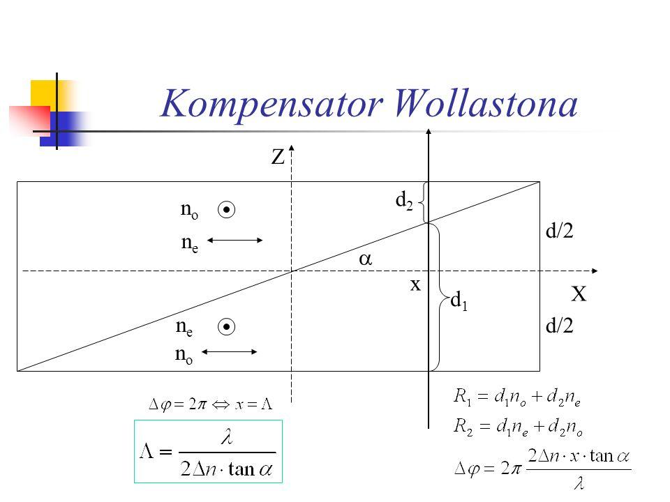 Kompensator Wollastona