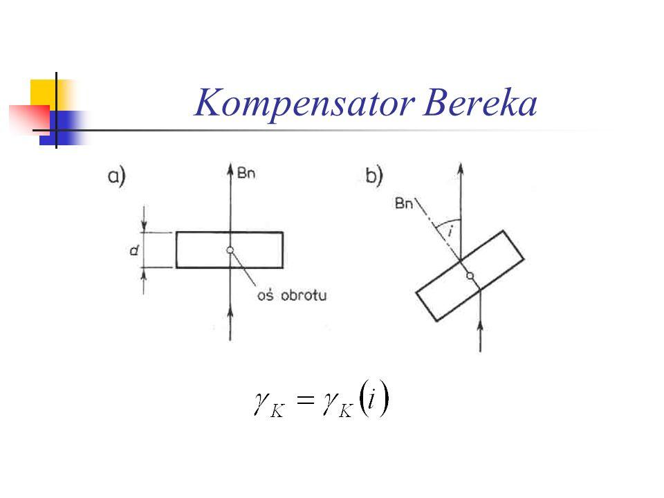 Kompensator Bereka
