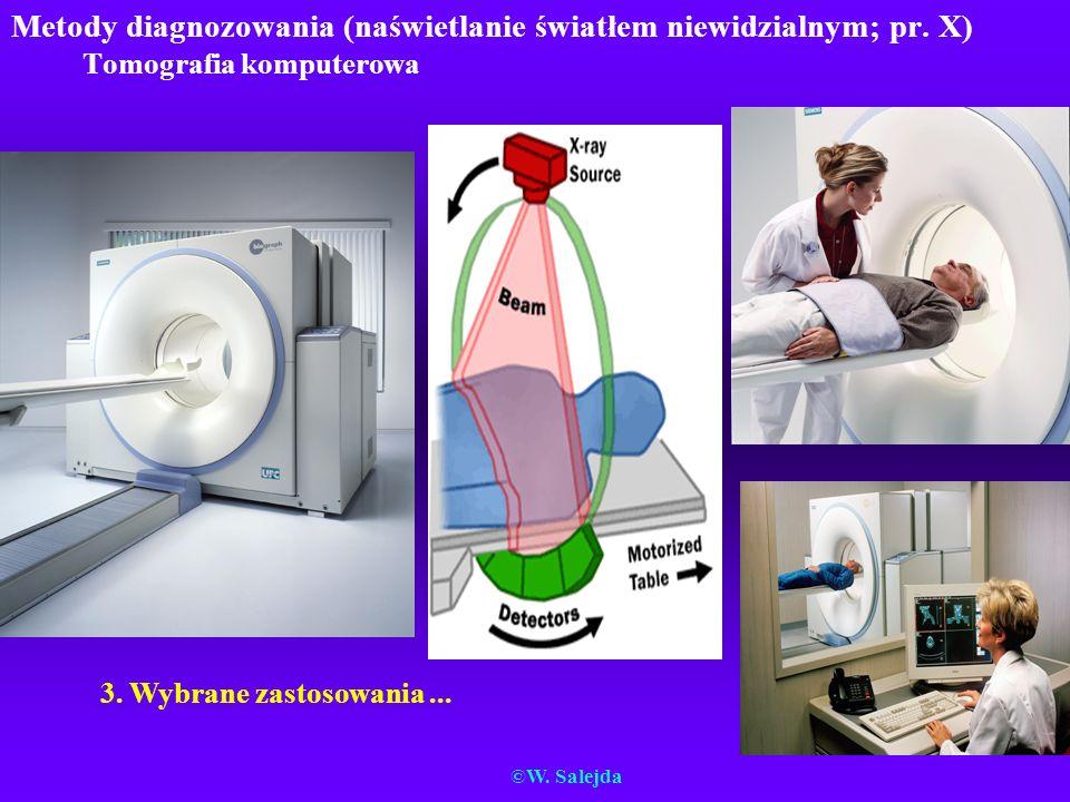 Metody diagnozowania (naświetlanie światłem niewidzialnym; pr