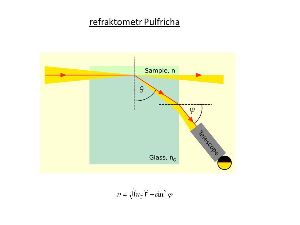 refraktometr Pulfricha