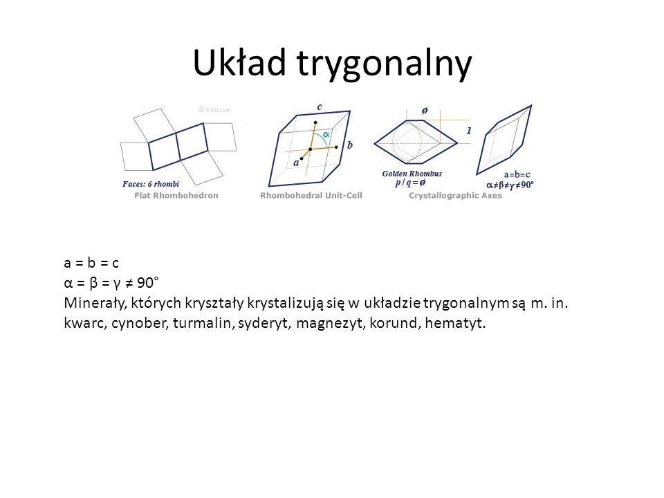 Układ trygonalny