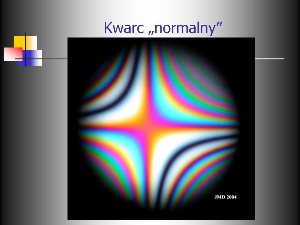 "Kwarc ""normalny"