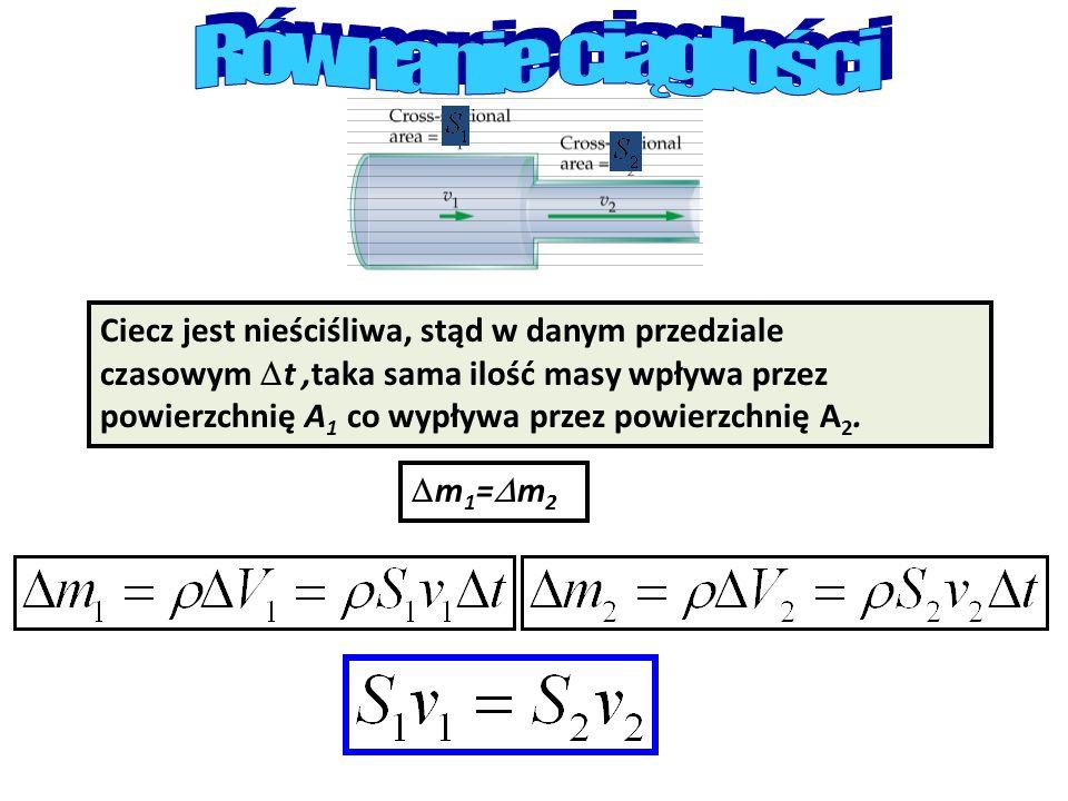 Równanie ciągłości