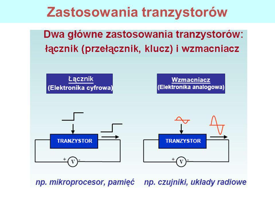 Zastosowania tranzystorów
