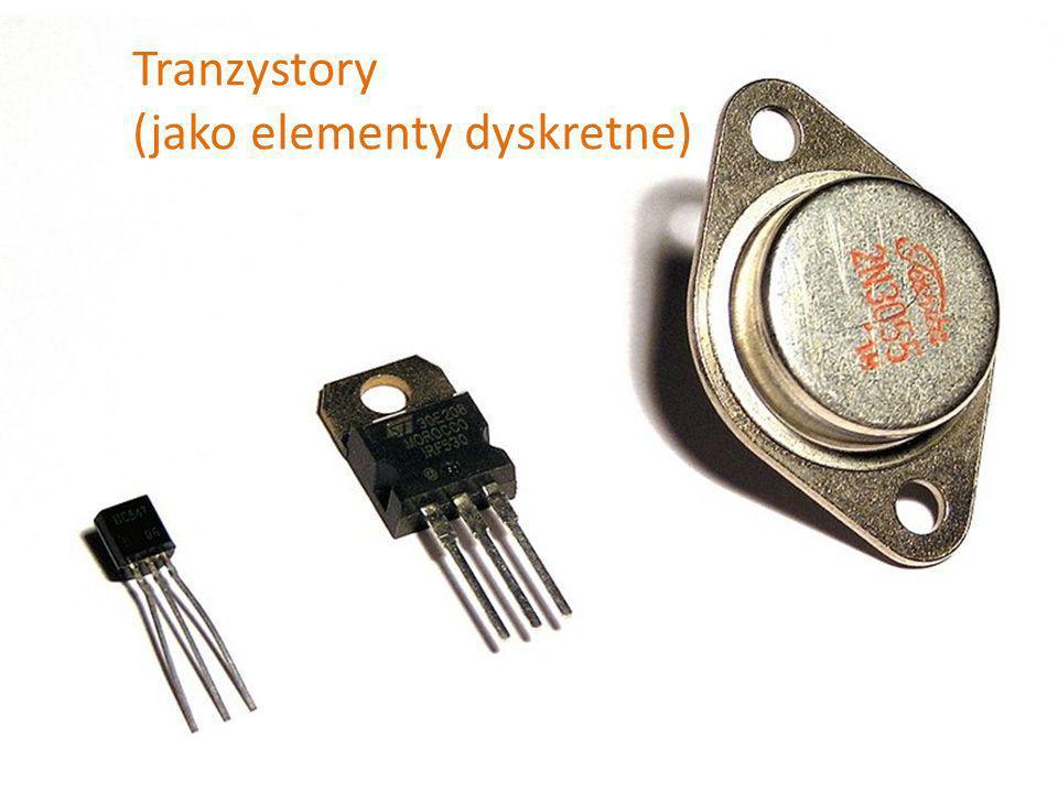 Tranzystory (jako elementy dyskretne)