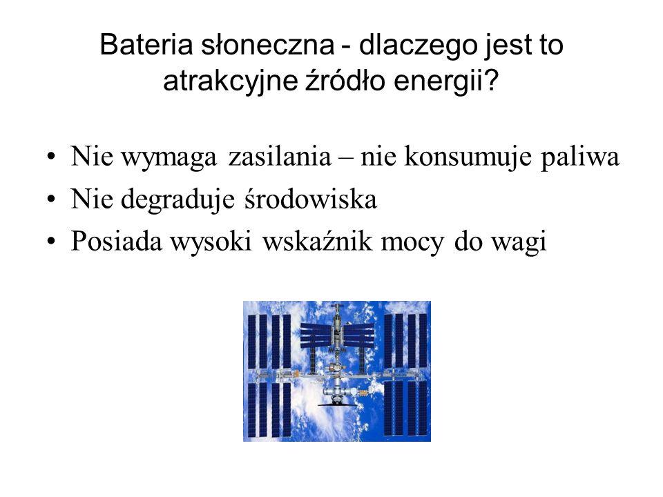 Bateria słoneczna - dlaczego jest to atrakcyjne źródło energii