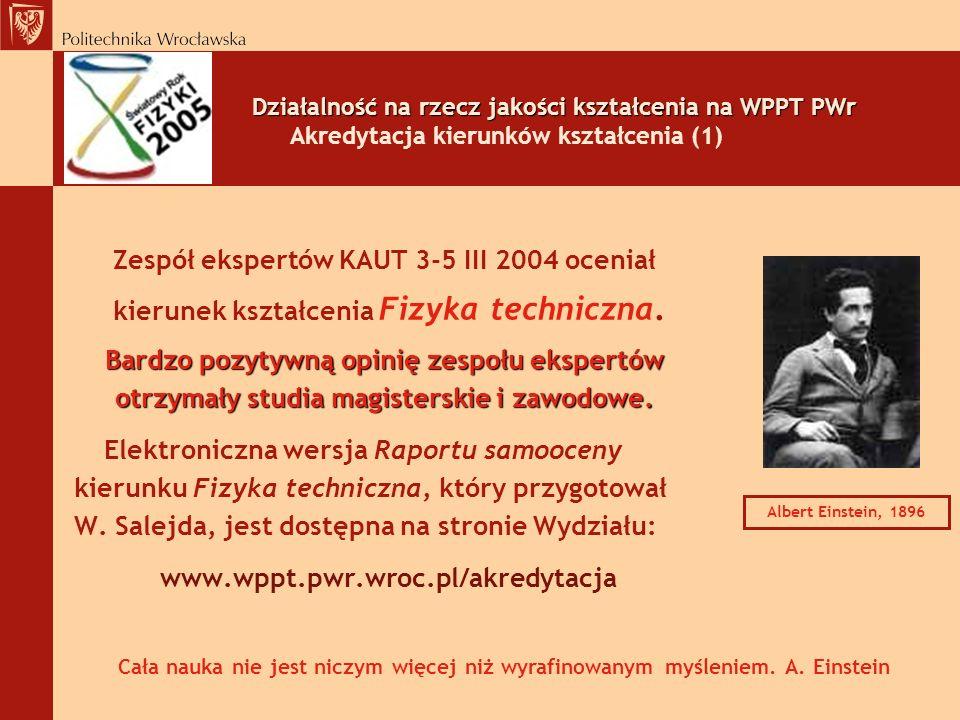 Zespół ekspertów KAUT 3-5 III 2004 oceniał