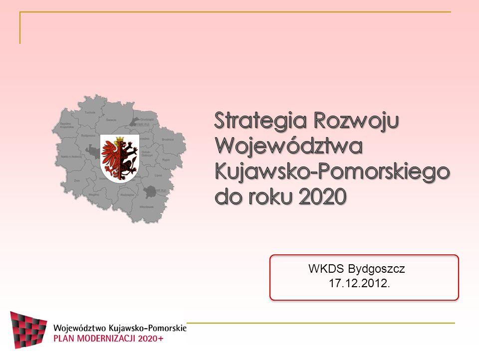 Strategia Rozwoju Województwa Kujawsko-Pomorskiego do roku 2020