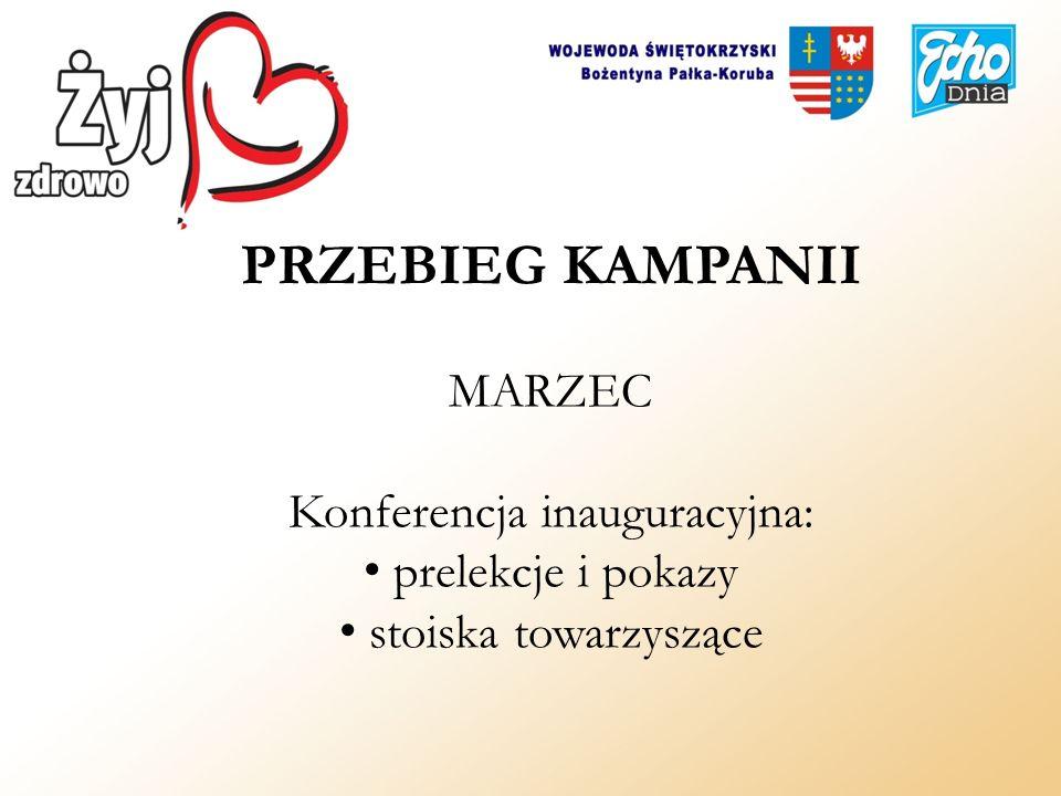 Konferencja inauguracyjna: