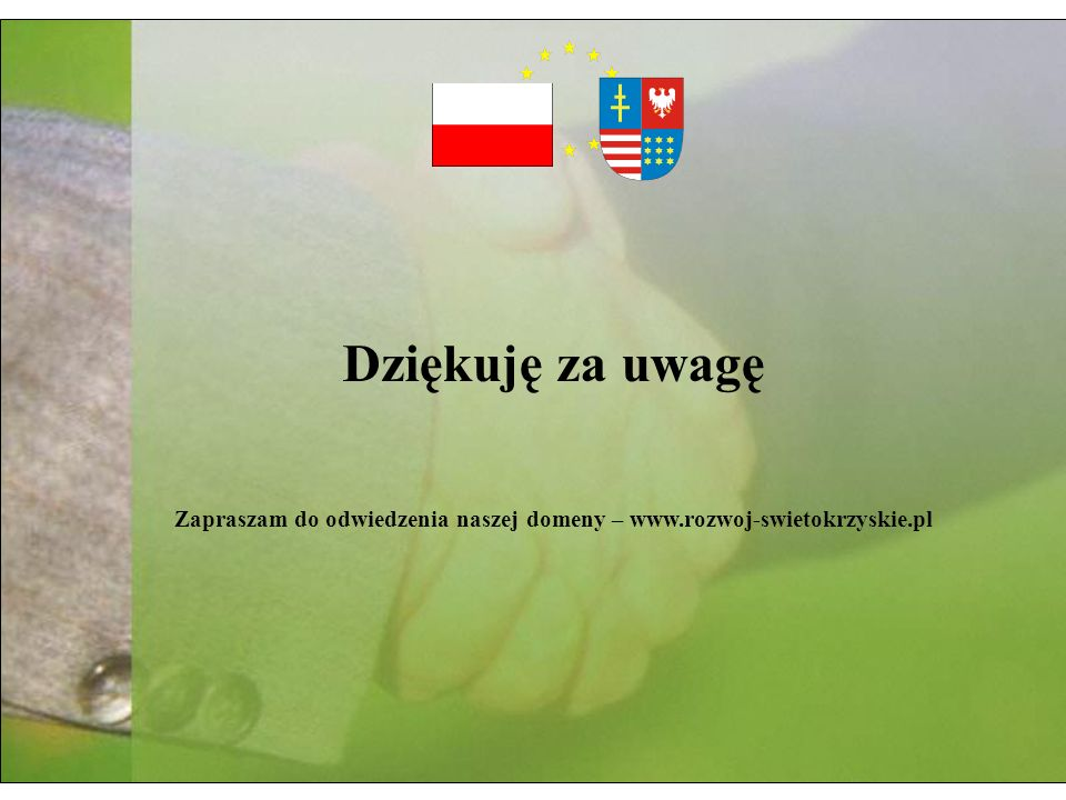 Zapraszam do odwiedzenia naszej domeny – www.rozwoj-swietokrzyskie.pl