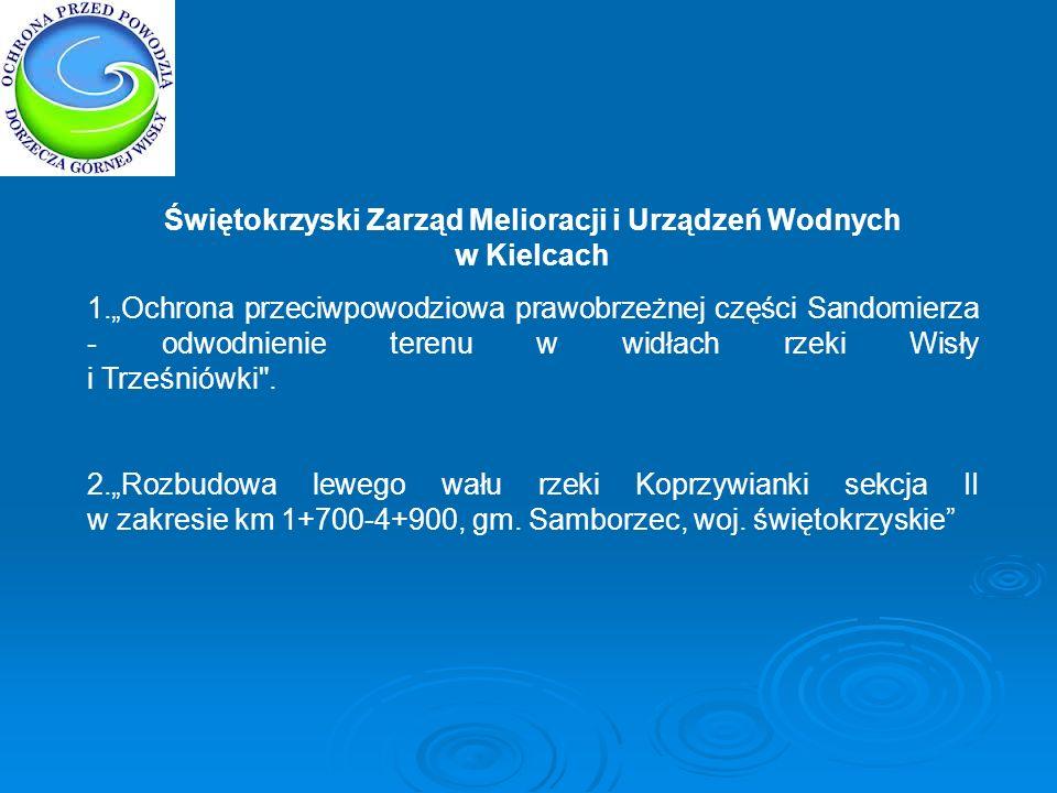 Świętokrzyski Zarząd Melioracji i Urządzeń Wodnych w Kielcach