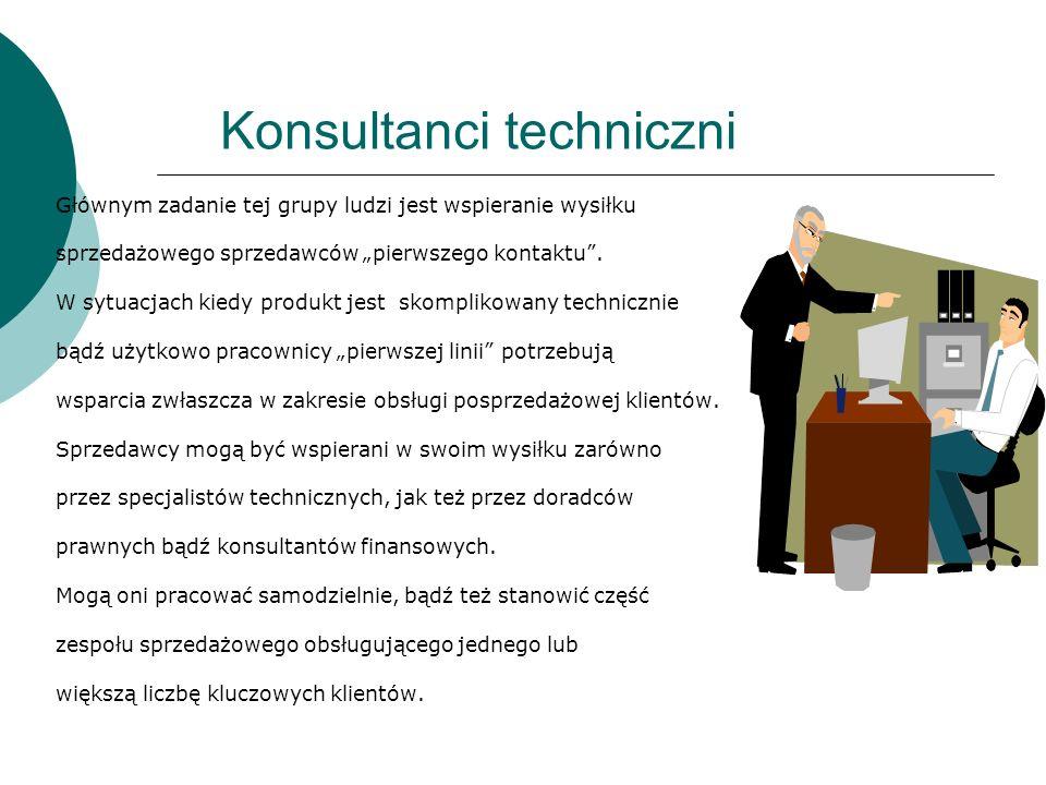 Konsultanci techniczni