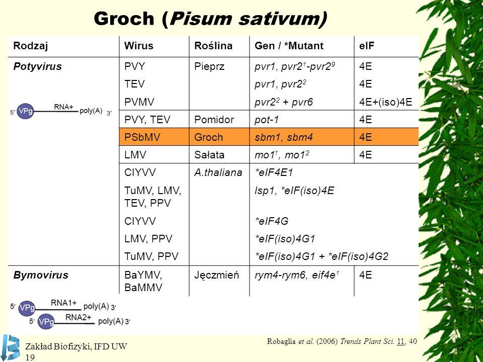 Robaglia et al. (2006) Trends Plant Sci. 11, 40