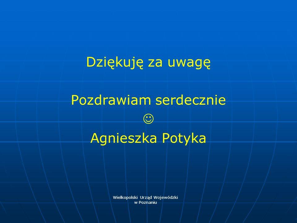 Pozdrawiam serdecznie  Agnieszka Potyka