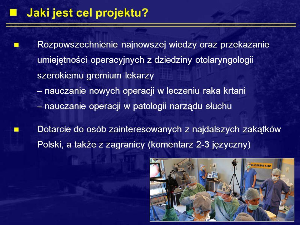 Jaki jest cel projektu