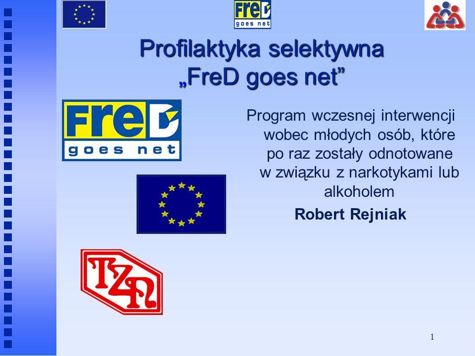 "Profilaktyka selektywna ""FreD goes net"