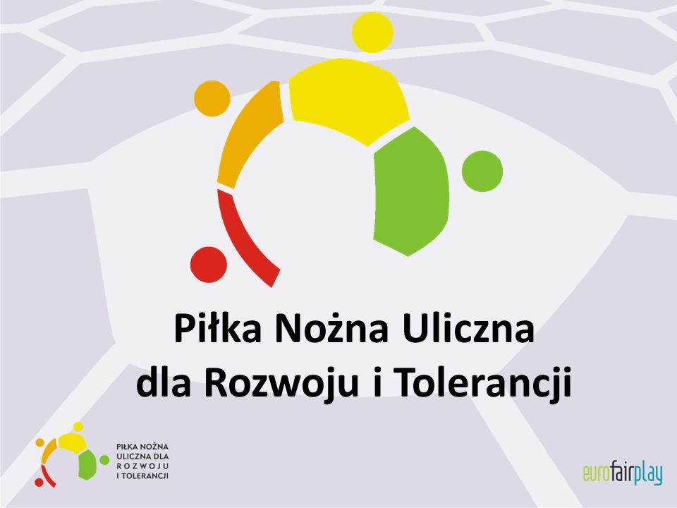Piłka Nożna Uliczna dla Rozwoju i Tolerancji