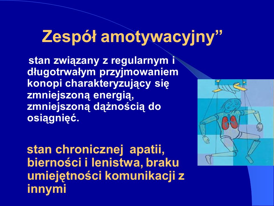 Zespół amotywacyjny