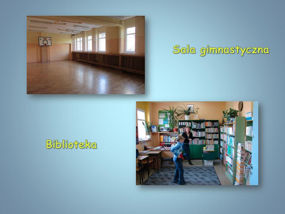 Sala gimnastyczna Biblioteka