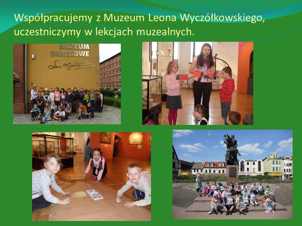 Współpracujemy z Muzeum Leona Wyczółkowskiego,