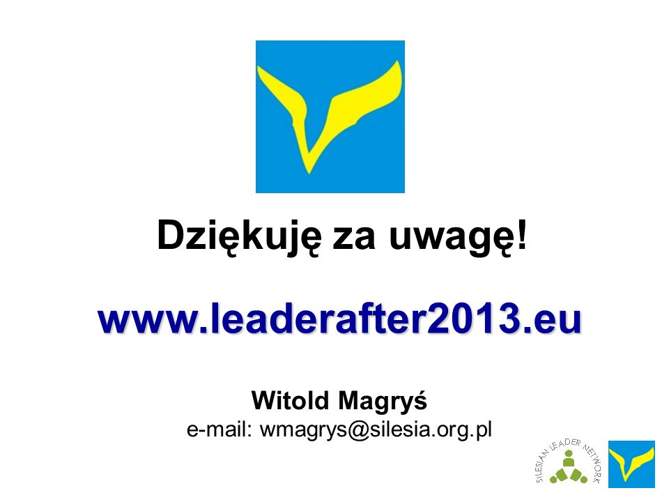 e-mail: wmagrys@silesia.org.pl