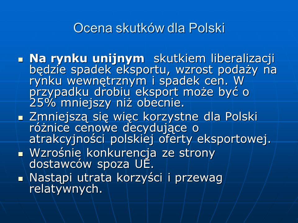 Ocena skutków dla Polski