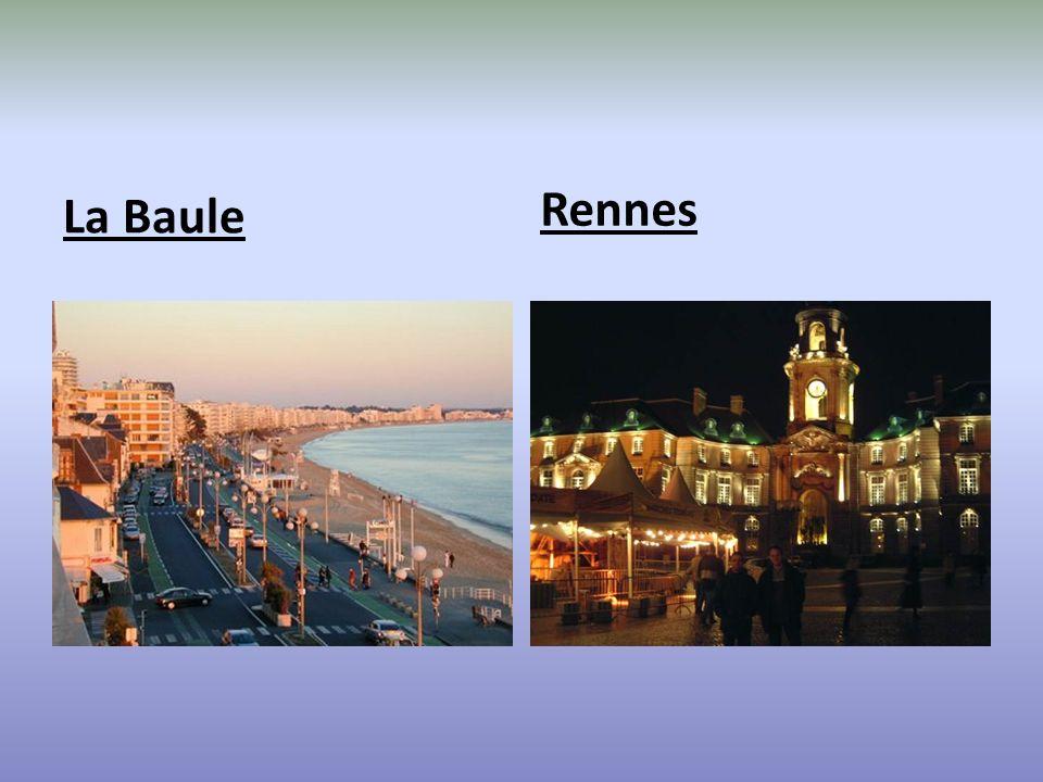 Rennes La Baule