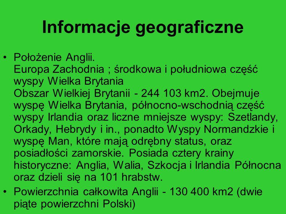 Informacje geograficzne