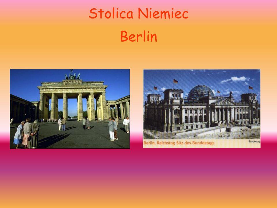 Stolica Niemiec Berlin