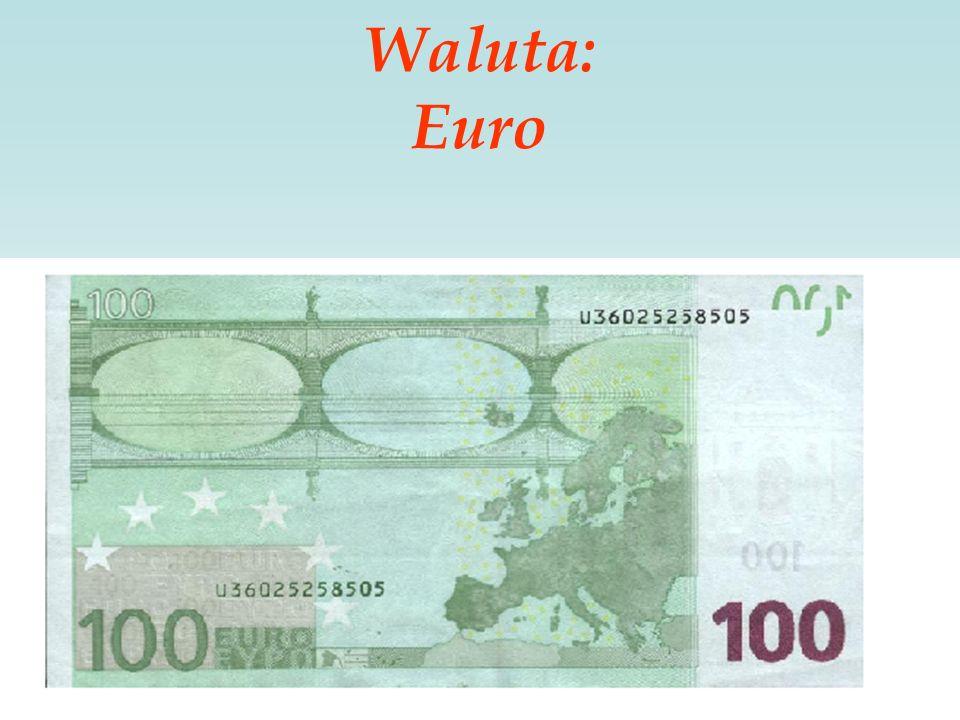 Waluta: Euro