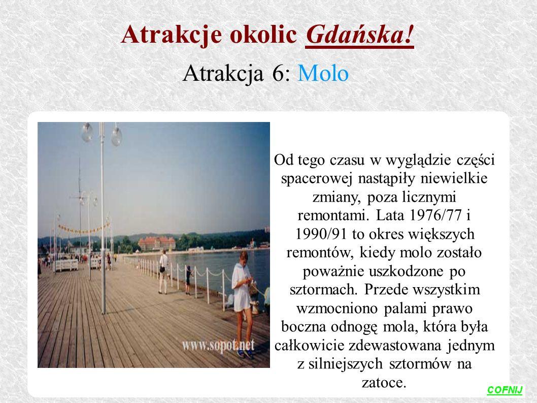 Atrakcje okolic Gdańska!
