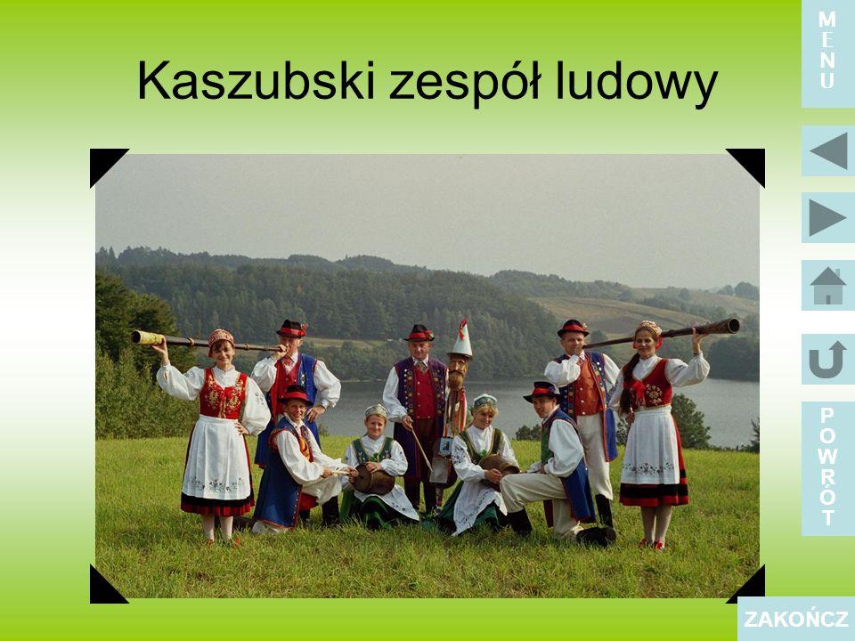 Kaszubski zespół ludowy