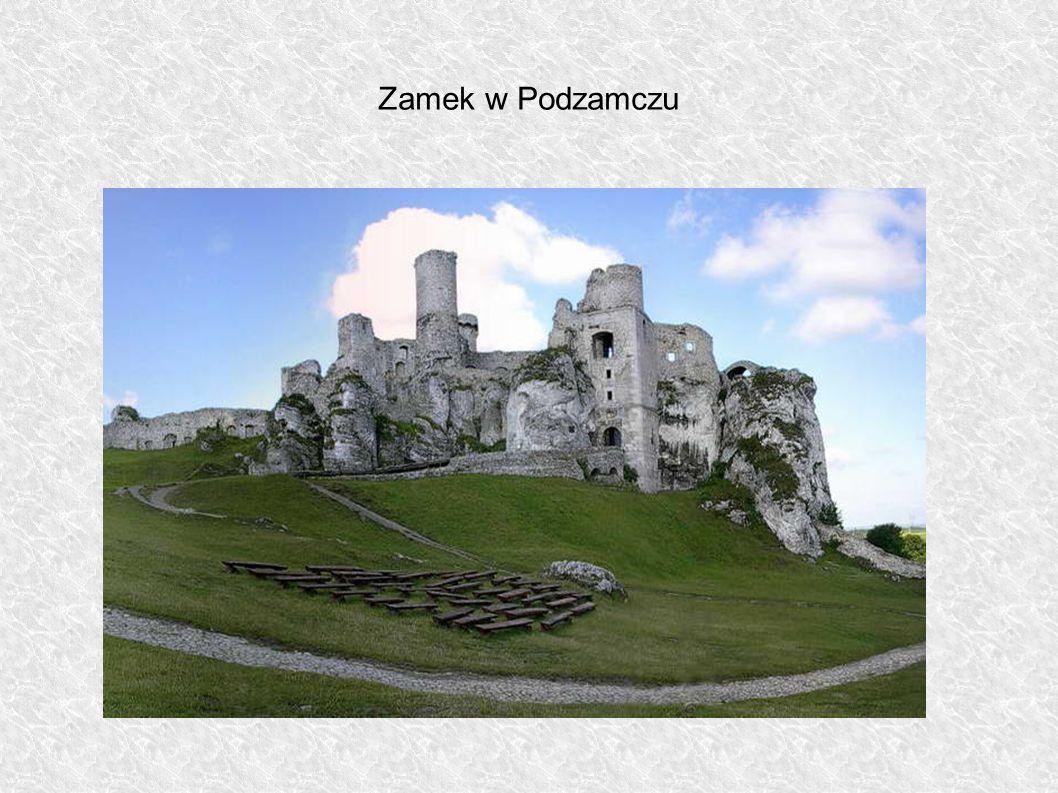Zamek w Podzamczu